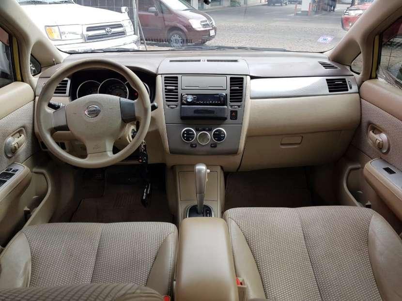 Nissan Tiida 2005 - 6