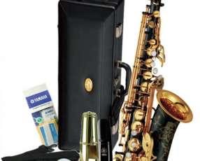Saxofón Yamaha YAS-82Z Custom z Alto saxophone Black Lacquer