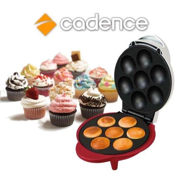 Máquina de mini CupCakes de Cadence - 0
