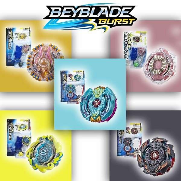Beyblade Burst de Hasbro - Varios Modelos disponibles! - 0