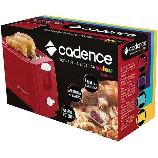 Tostadora Cadence Colors - diseño Colorido y Potente - 1