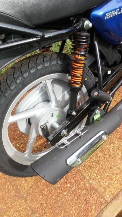 Moto Bajac Boxer 150 cc - 7