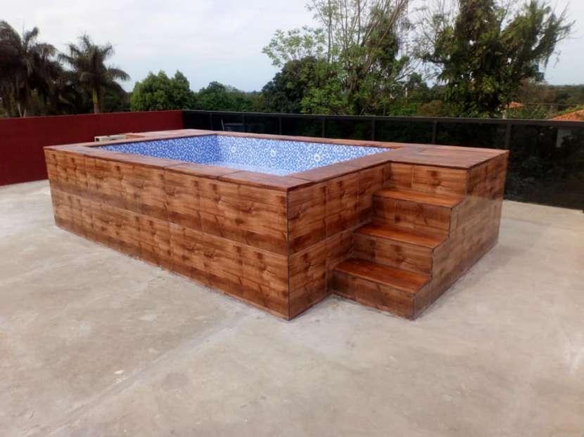 Construcciones de piscinas Villasanti - 8
