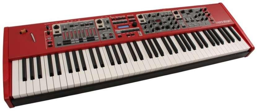 Teclado Nord Stage 2 76 Key Keyboard - 0