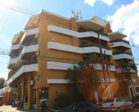 Departamento amoblado en Asunción barrio mburicao