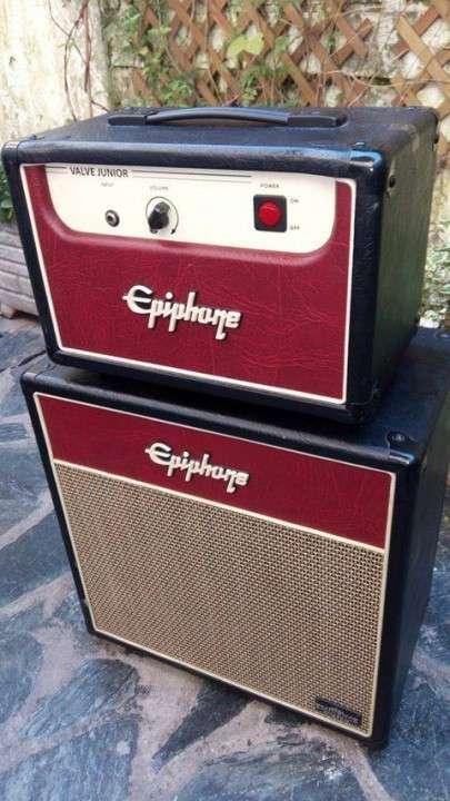 Amplificadores Line 6 Behringer Epiphone - 2
