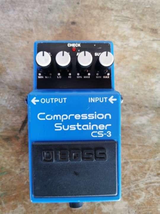 Boss compression sustainer CS-3 - 0