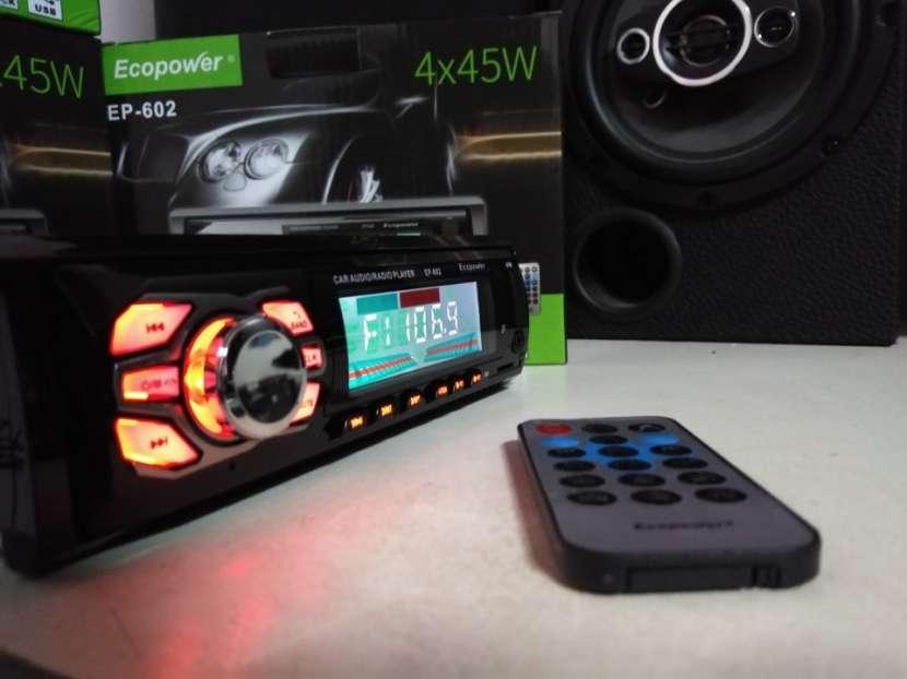 Autoradio Ecopower EP-602 C - 1