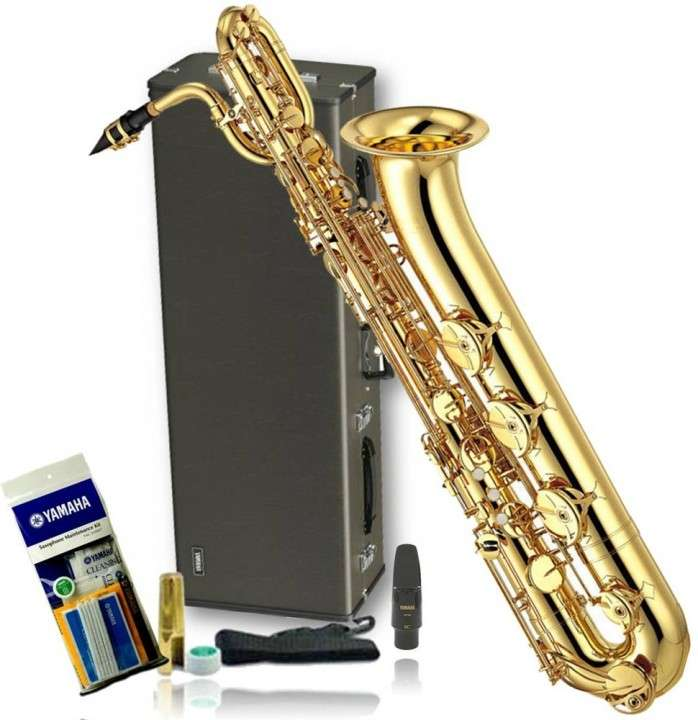 Saxofón Yamaha YBS-52 Intermediate Baritone Saxophone - 2