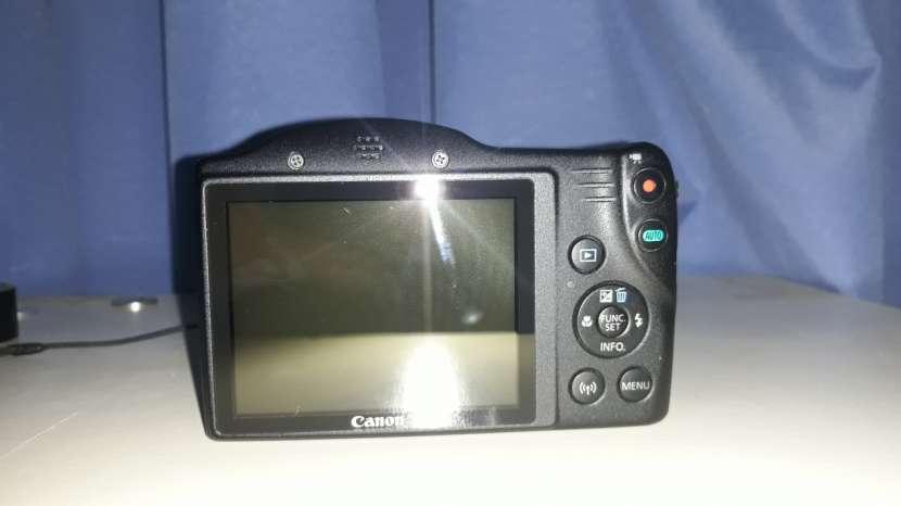 Cámara semi profesional Canon sx420 hs - 2