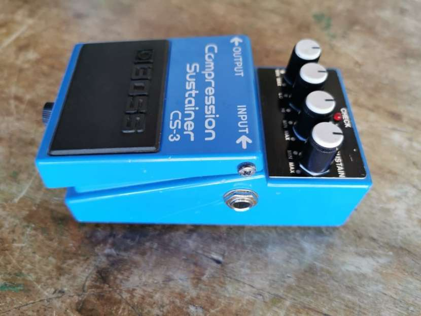 Boss compression sustainer CS-3 - 1