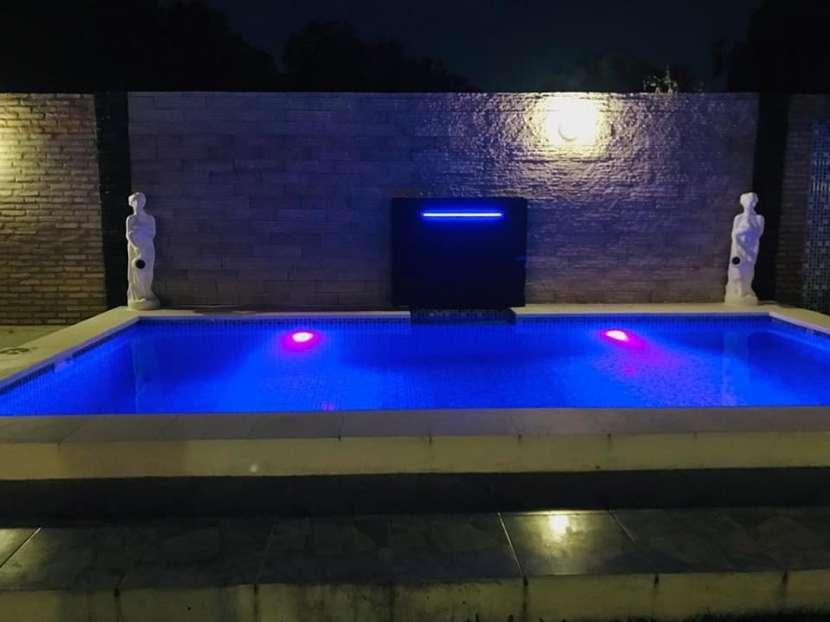 Construcciones de piscinas Villasanti - 0