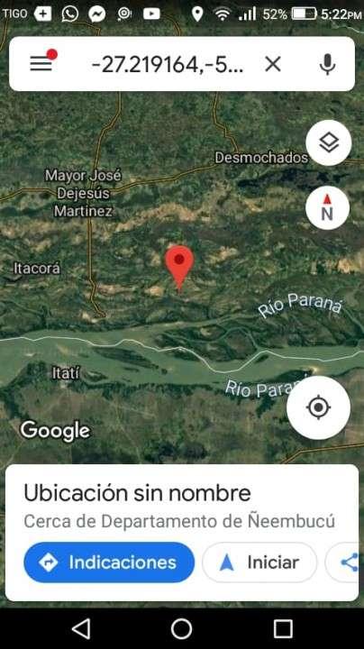 1.700 hs sobre Río Paraná en ita cora - 3
