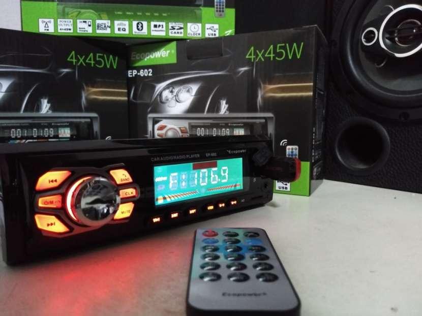 Autoradio Ecopower EP-602 C - 2