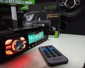 Autoradio Ecopower EP-602 C