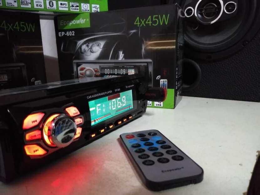 Autoradio Ecopower EP-602 C - 0