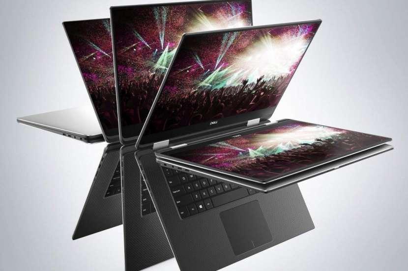 Notebook Dell XPS 15 2-in-1 9575 8th Generación - 1