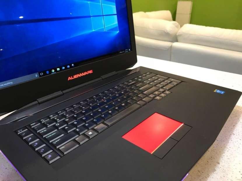 Notebook Dell Alienware M18x - 1