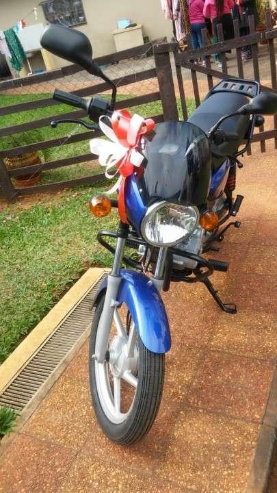 Moto Bajac Boxer 150 cc - 1