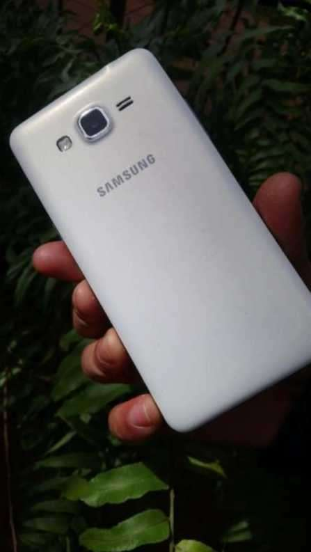 Samsung Galaxy Grand Prime Blanco - 1