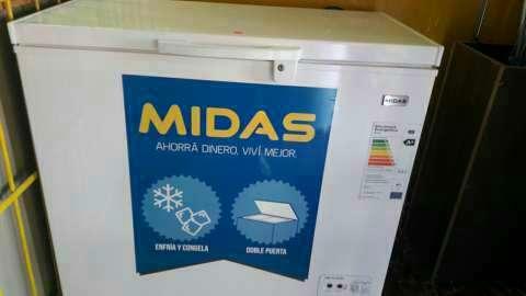 Congeladora Midas - 1