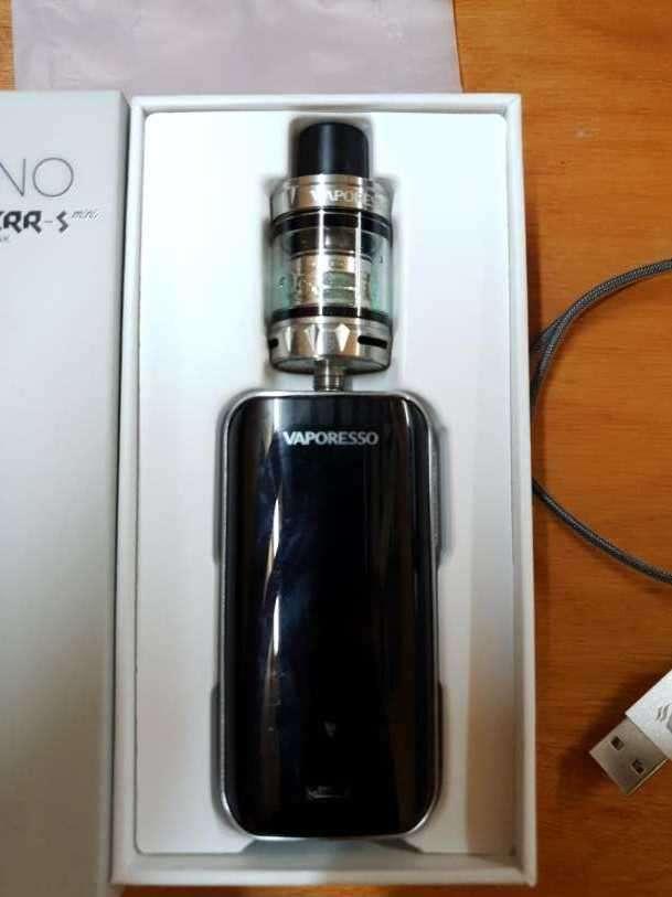 Vape Vaporesso Luxe Nano skrr-s mini - 1