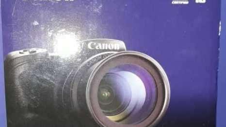 Cámara semi profesional Canon sx420 hs - 0