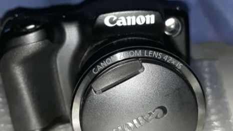 Cámara semi profesional Canon sx420 hs - 1