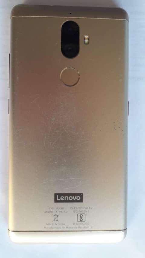Lenovo K8 Plus en caja con cargador original - 1