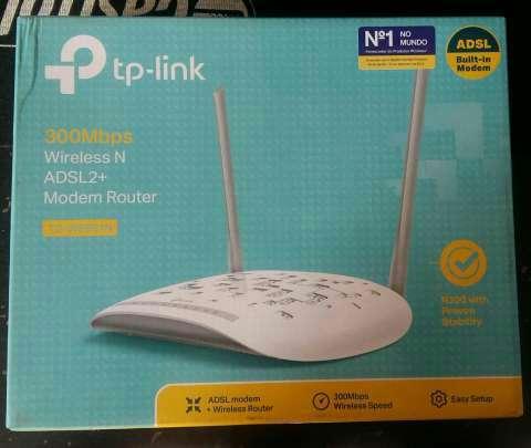 Modem TP-LINK 300 mbps - 0