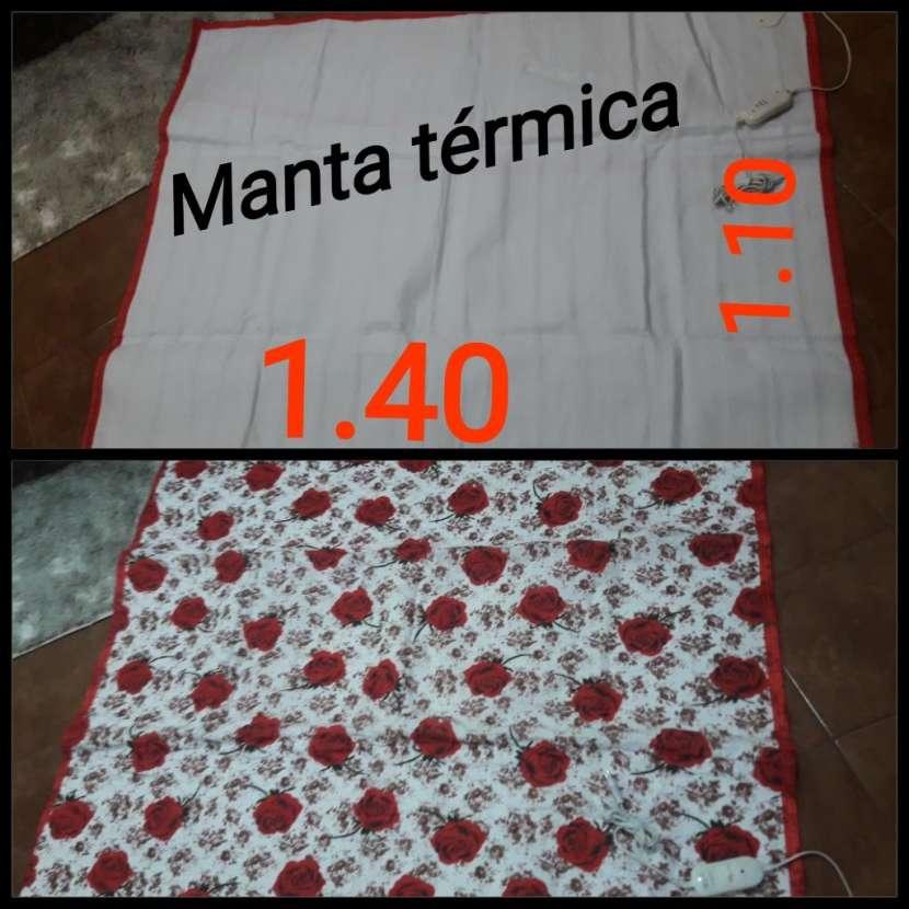 Manta térmica - 0