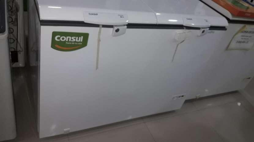 Congelador Cónsul 420 litros 2T - 0
