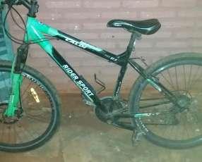 Bicicleta rider sport