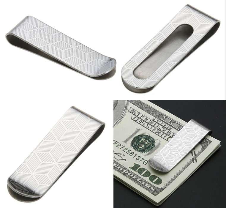 Clip para sujetar billetes - 0