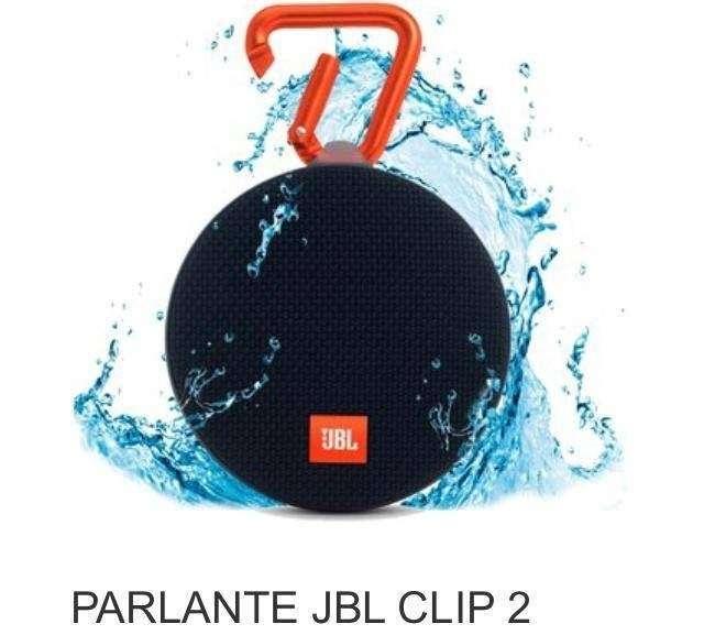 Parlante JBL Clip 2 - 1