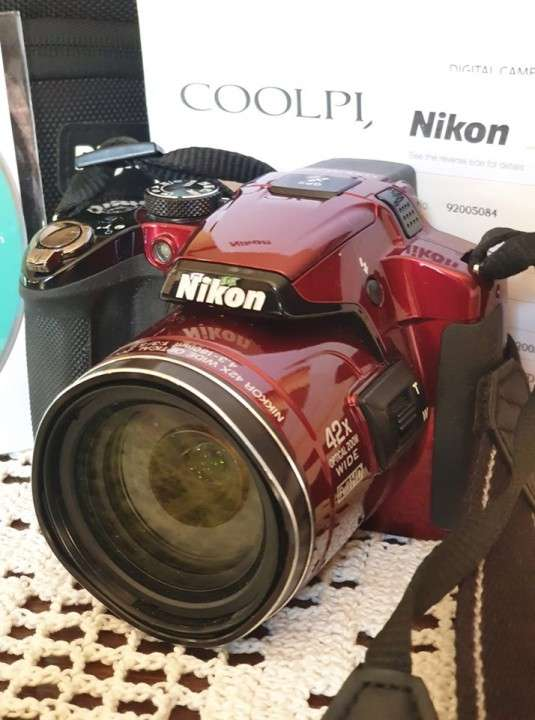 Nikon Coolpix p510 - 0