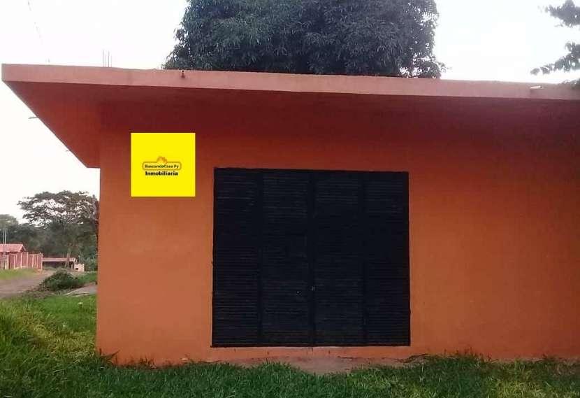Terreno con 2 salones en Villa Elisa Y5223 - 0