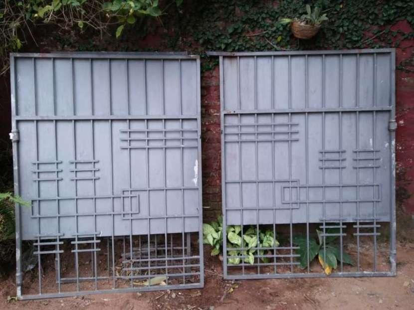Portones de Hierro Garage / Peatonal - 0