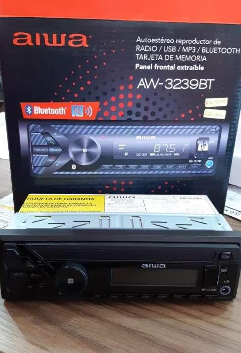 Autoradio Aiwa AW-3239BT - 0