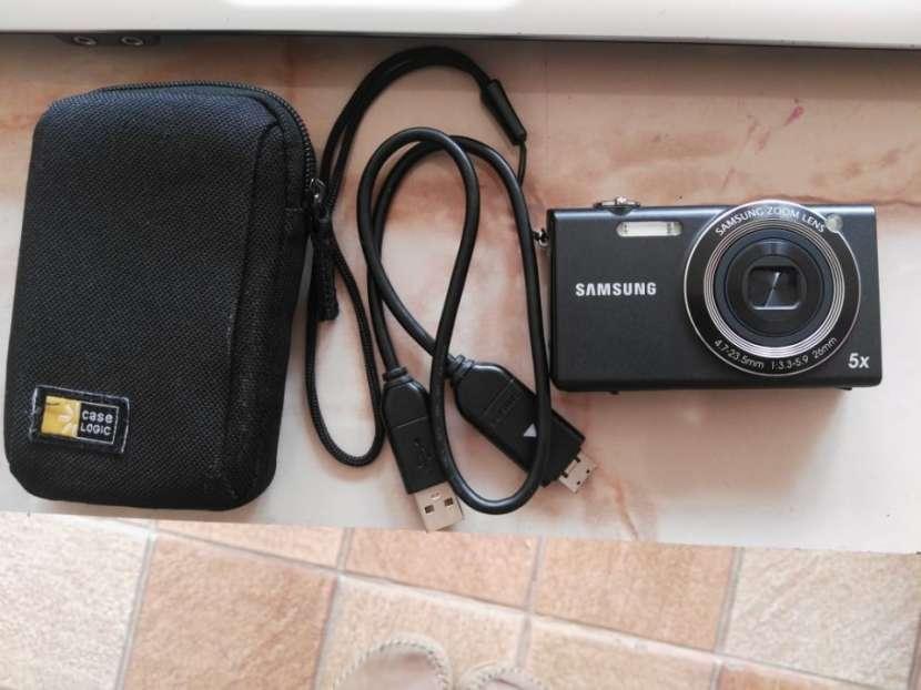 Cámara fotográfica Samsung SH100 - 3