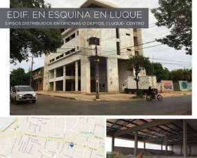 Edificio en Luque