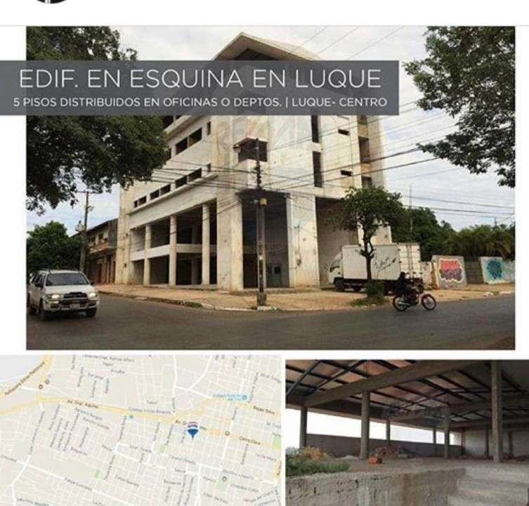 Edificio en Luque - 0