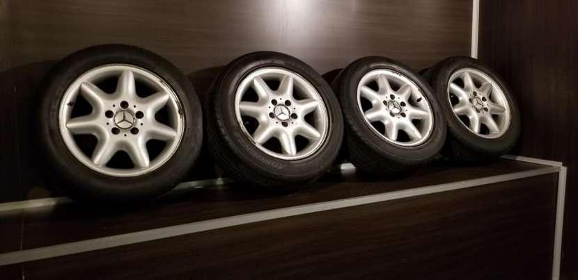 Llantas aro 16 originales de Mercedes - 0