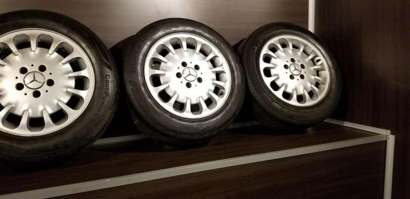 Llantas aro 16 originales de Mercedes w211 - 2