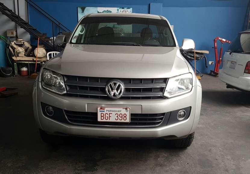 VW Amarok 2011 4x4 - 2