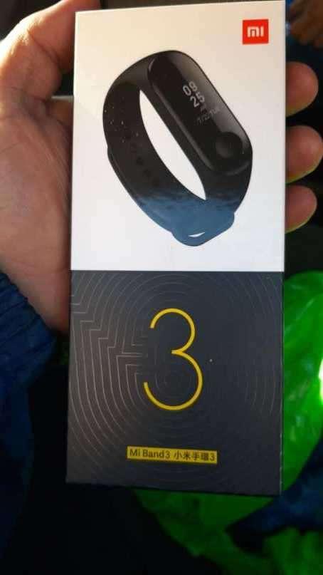 Band 3 Xiaomi - 0