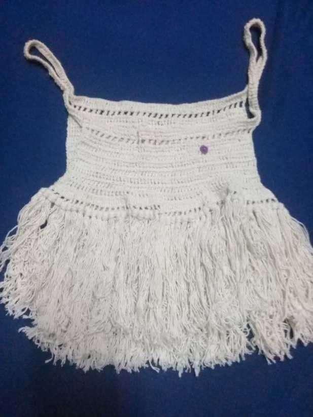 Blusa de crochet - 1
