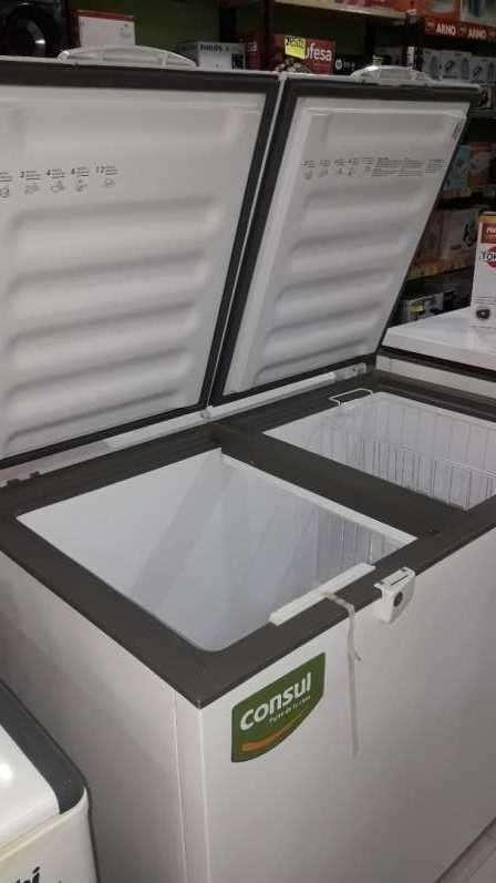 Congelador Cónsul 420 litros 2T - 2