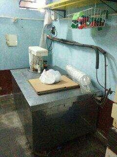 Fabricadora de helados - 0