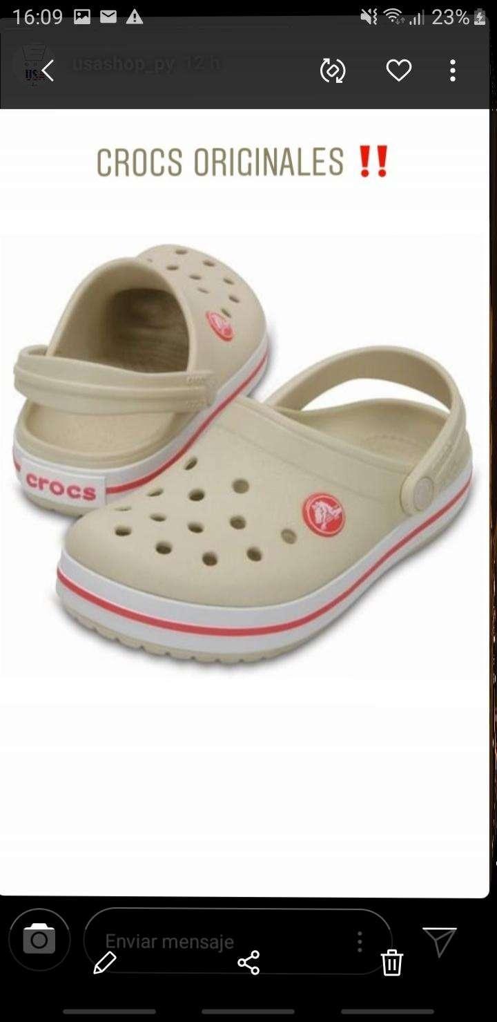 Crocs originales traídos de USA - 1